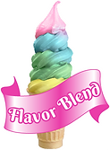 flavor blend soft serve ice cream equipment