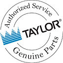 AUTHORIZED TAYLOR PARTS AND SERVICE LOGO