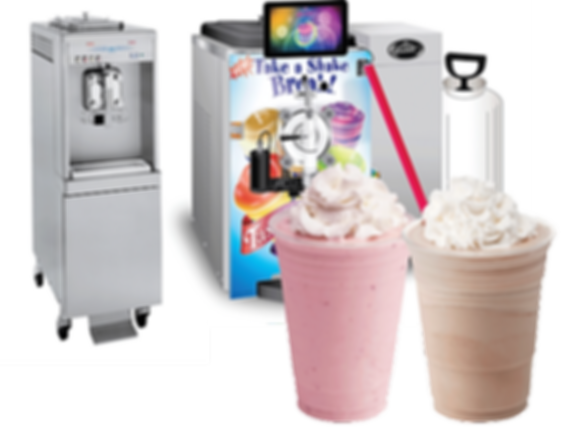 commercial milkshake maker