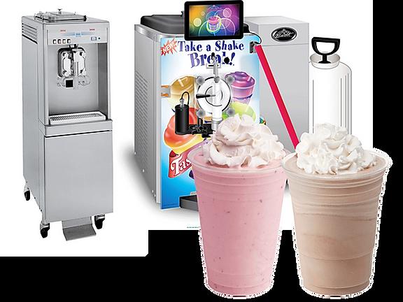 commercial milkshake maker