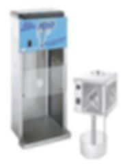 razzle wall mount and countertop milkshake machine