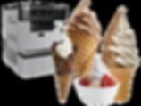 best frozen yogurt machine commercial