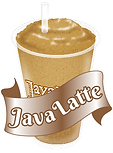 java latte commercial slushy machine