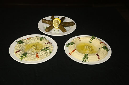Mediterranean catering in Chicago at the nile of hyde park