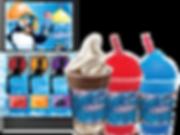 cool chiller frozen beverage machines