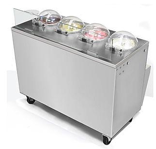 commercial gelato equipment