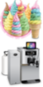 soft serve ice cream equipment