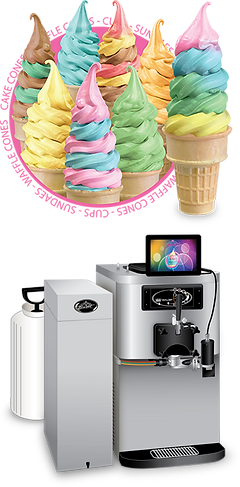 soft serve ice cream equipment