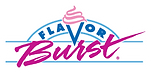 FLAVOR BURST soft serve ice cream equipment LOGO