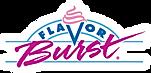 FLAVOR BURST soft serve ice cream equipment LOGO