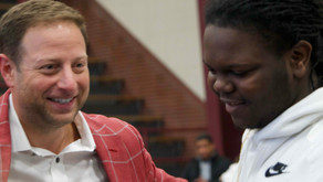 """Businessman who surprised students with free tuition says don't call it a """"gift"""""""