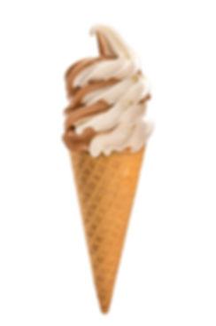 commercial frozen yogurt machine
