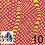 Thumbnail: Colorful Animal Prints Printed Vinyl