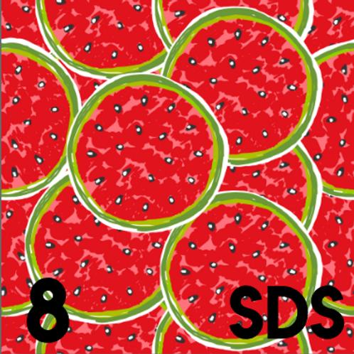 Watermelon Pattern Vinyl