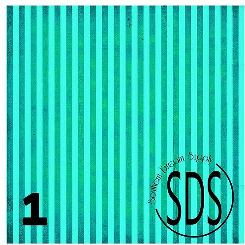 Distressed Stripes Pattern Vinyl