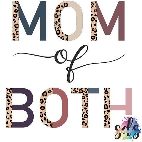 Mom of Both HTV Transfer
