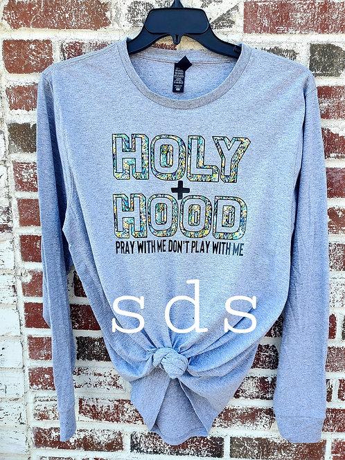 Holy + Hood HTV Transfer