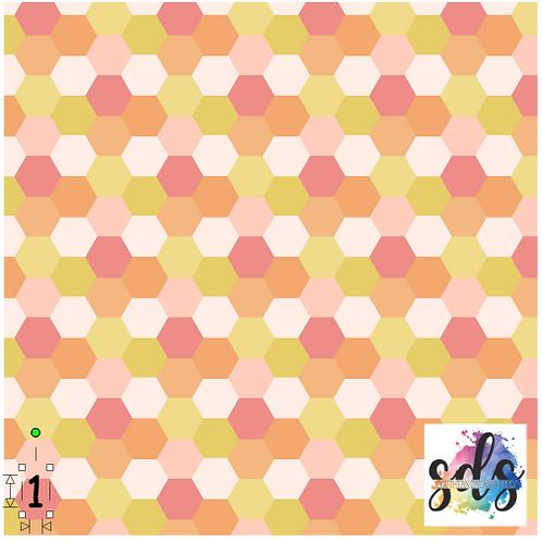 Geometric Pattern Vinyl