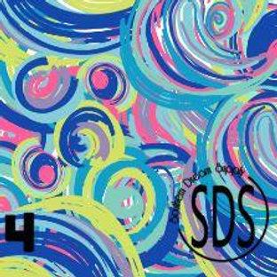 Swirls Pattern Vinyl