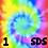 Thumbnail: Tie Dye Pattern Vinyl