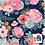 Thumbnail: Succulent Bouquet Pattern Vinyl