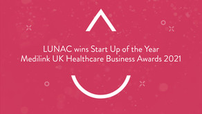 LUNAC Therapeutics wins 'Start Up of the Year' at National Medilink Healthcare Business Awards