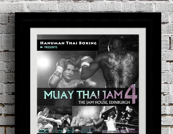 HANUMAN THAI BOXING