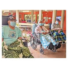 Blanket Donation for Hale Makua