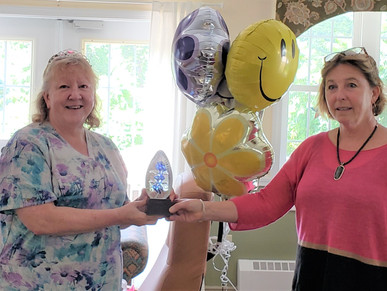 Peabody Home's Director of Nursing Retires after 22 Years of Service