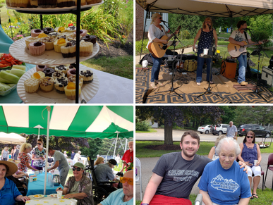 Last Year's 2018 Annual Garden Party