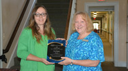Cheryl Barnes RN, our Director of Nursing Services, Receives Prestigious Award by the National Assoc