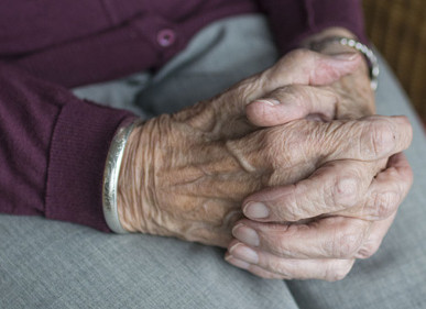 A Personal View of An Aging Parent