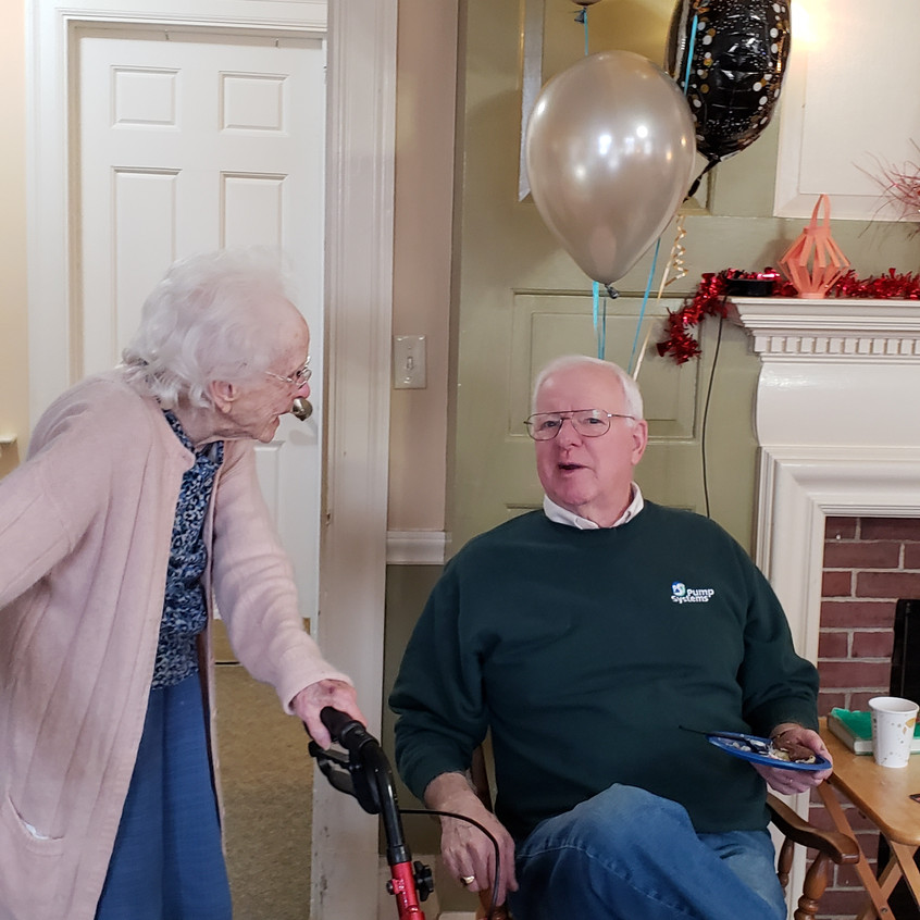 John Benham's 80th Birthday!