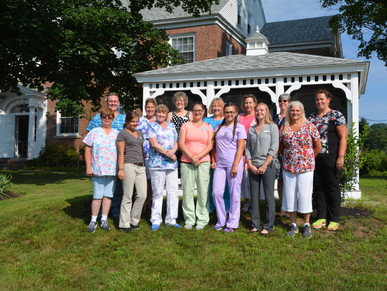 Peabody Home's Loving Staff and Volunteers