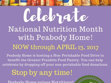 Celebrate & Donate!