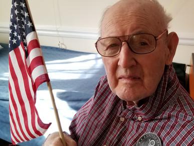 Peabody Home Celebrating Their Veterans