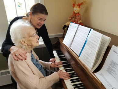Piano Music with Brice!