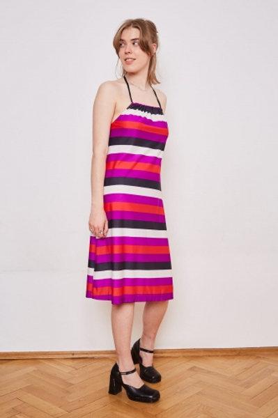 Vintage colourful summer dress Triumph 36