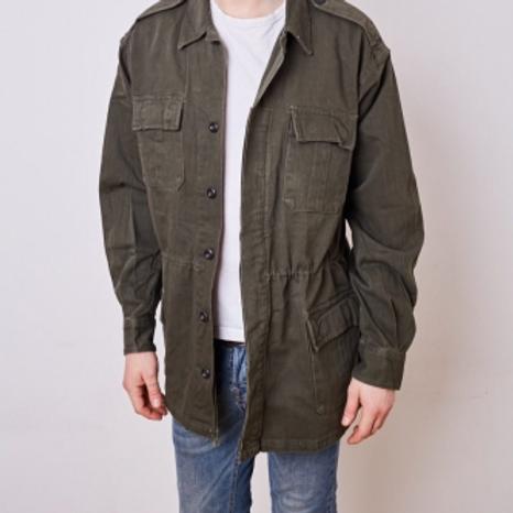 Vintage military jacket 1978 L