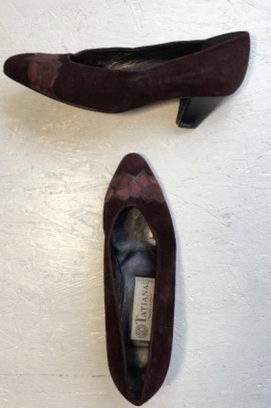 Vintage suede shoes  37