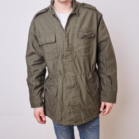 Vintage military jacket 1976 L
