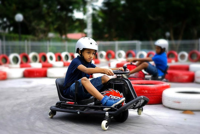 Maximum Drift Children Kart