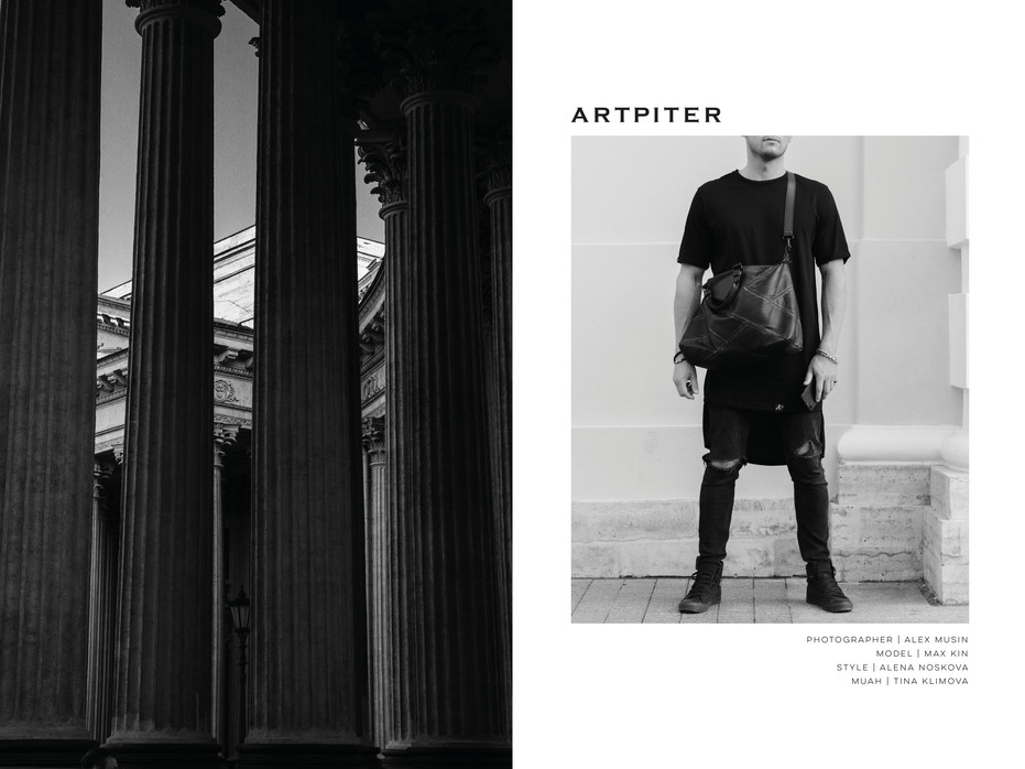 ARTPITER FOR MAGAZINE