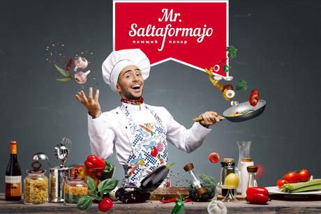 MR. SALTAFORMAJO COOK