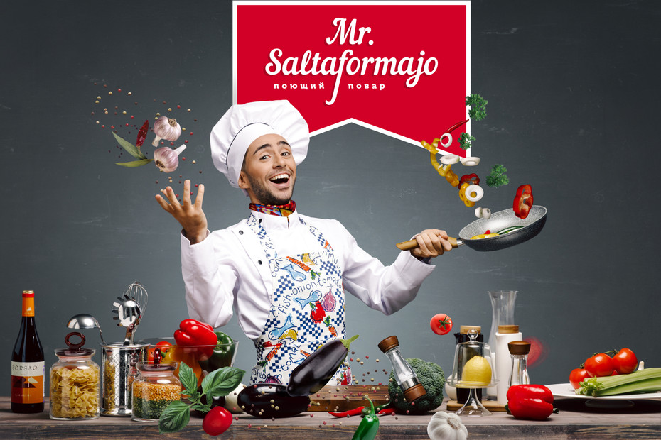 MR. SALTAFORMAJO COOK