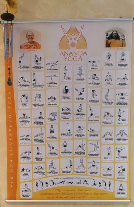 asane yoga