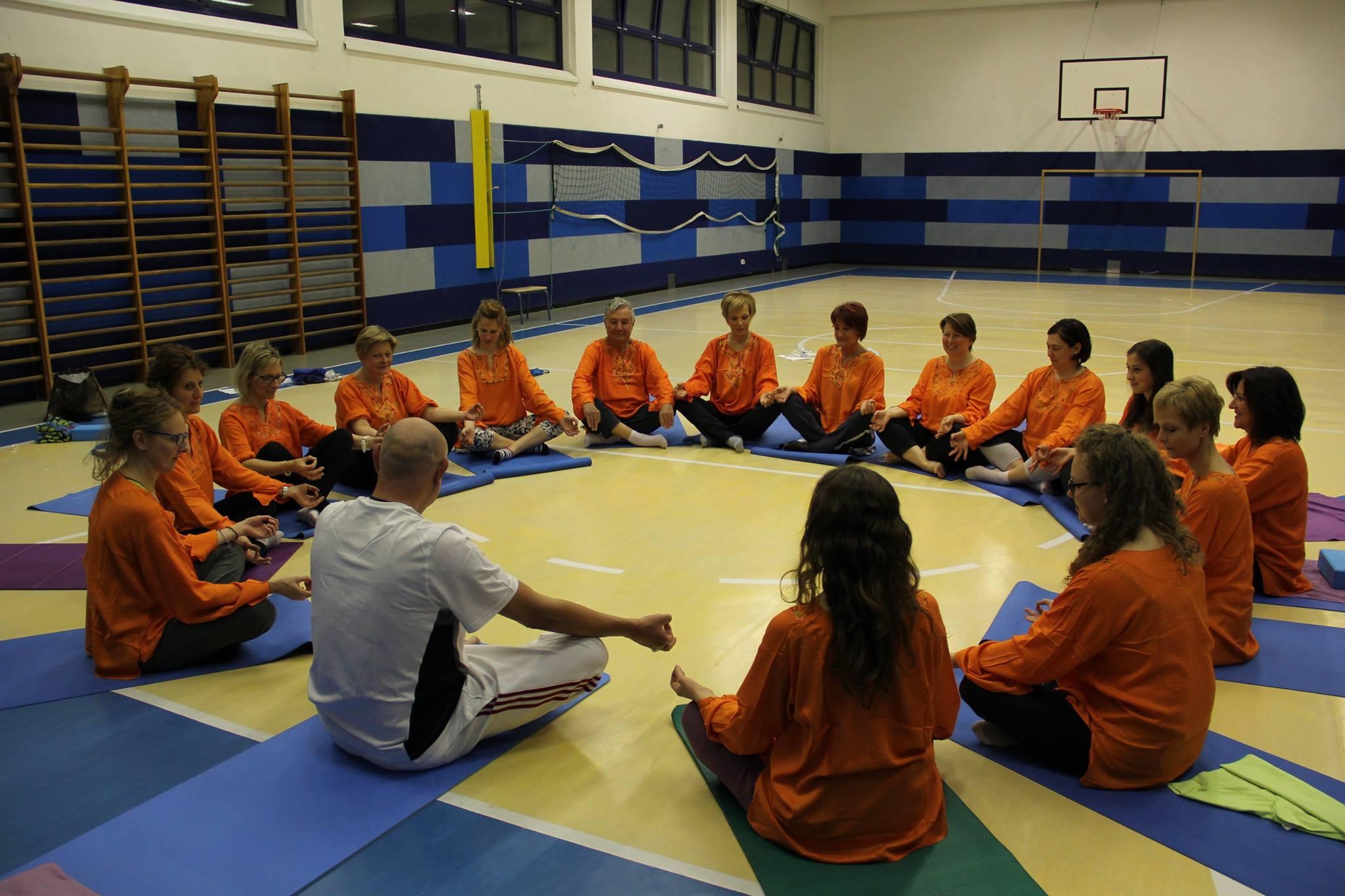 Yoga a Bolzano 1
