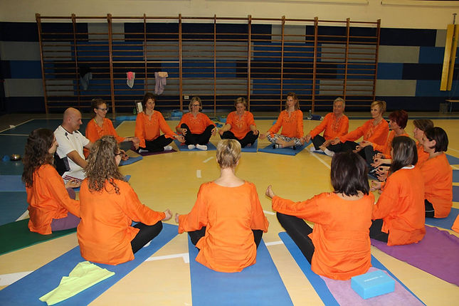 alllievi yoga accademyc center bolzano