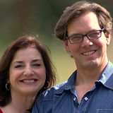 Author Jim and Stephanie Kroepfl - John