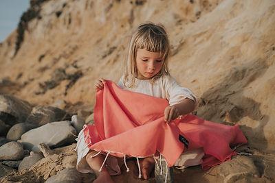 futah beach towels kids towel Ericeira K
